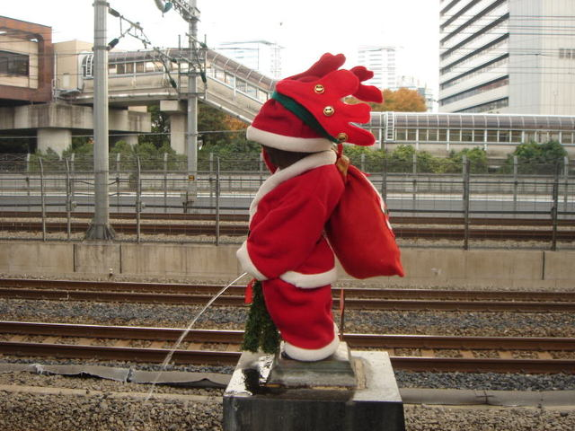 2007年12月(横顔)