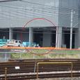 新幹線0系搬入(1)