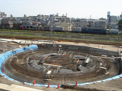 建設状況2006年5月(6)