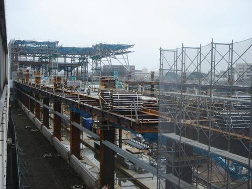 建設状況2006年7月(2)