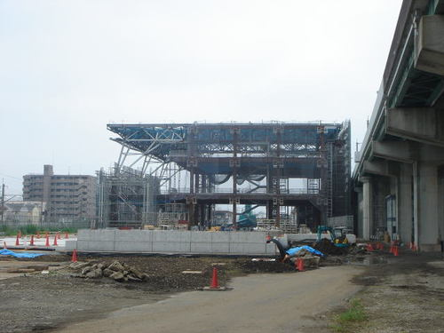 建設状況2006年7月(4)