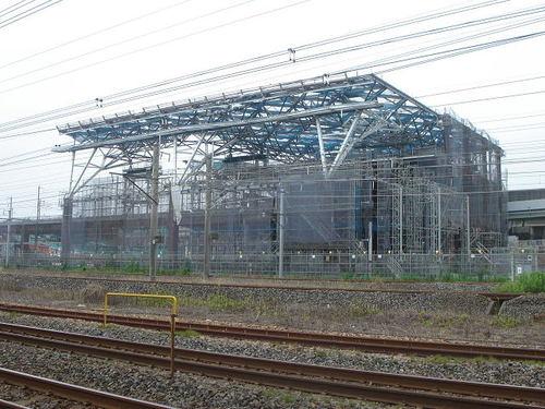 建設状況2006年7月(3)