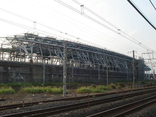 建設状況2006年9月(2)
