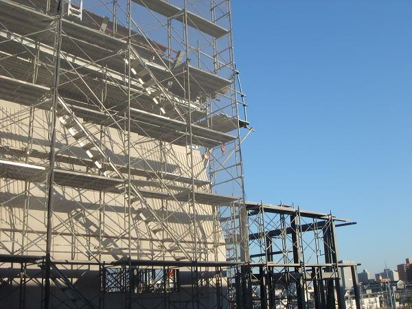 建設状況2006年11月(2-3)