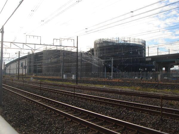 建設状況2006年12月(2)