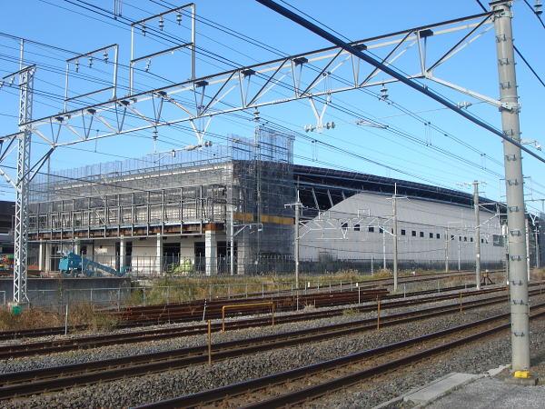 建設状況2006年12月(1)