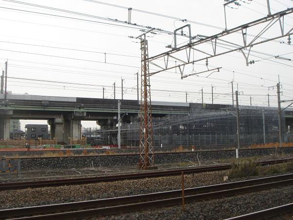 建設状況2007年2月(2)
