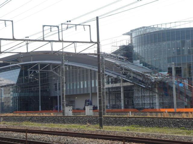 建設状況2007年4月(2)