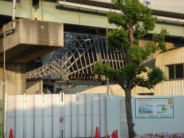 建設状況2007年5月(2)