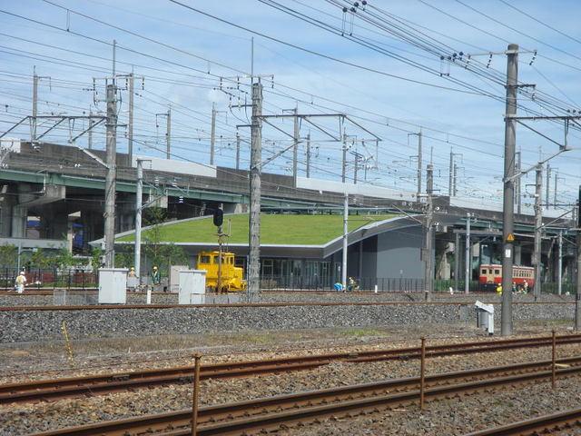 建設状況2007年7月(2)