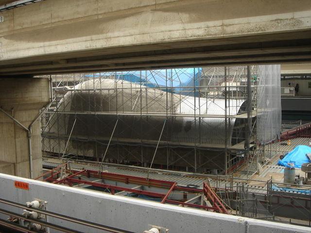 建設状況2007年8月(1)