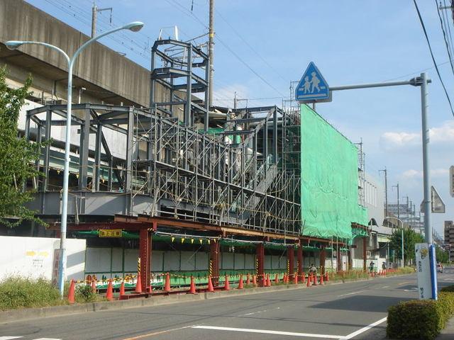 建設状況2007年8月その2(2)