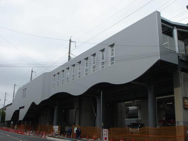 建設状況2007年9月