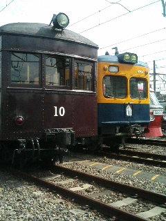 小田急ファミリー鉄道展
