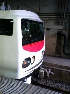 大宮駅にて