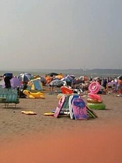 海が好き〜〜〜!?