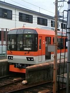 叡山電鉄きらら