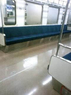 211系の青色シート