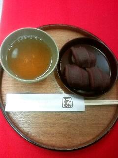 京王百貨店駅弁大会で赤福!
