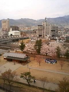 舞鶴城公園(甲府城址)