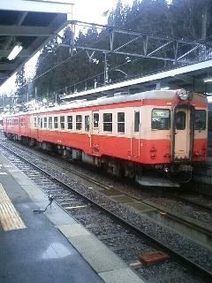 大糸線キハ52