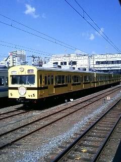 秩父鉄道熊谷駅にて