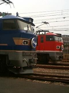 2両のEF510