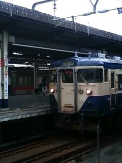 新習志野駅にて