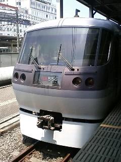 西武池袋駅にて