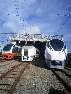 勝田車両センター50周年記念イベント
