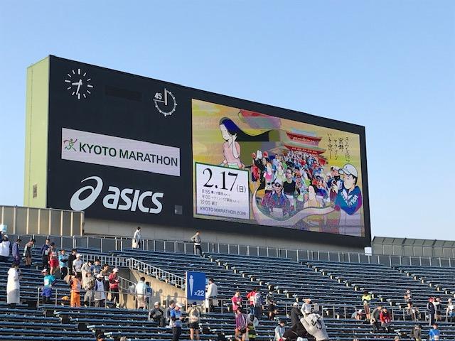 第8回京都マラソンに参加しました