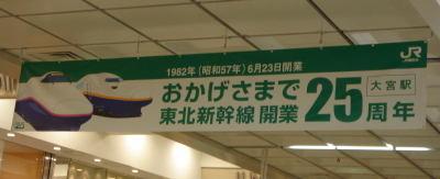 Tohokushinkansen25thmaku